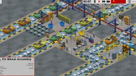 Image for Production Line conveyor belts into early access