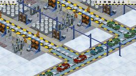 Image for Production Line Is Democracy Dev's New Car Factory Sim