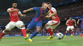 Image for Pro Evo Soccer 2017's PC Version May Be Crocked