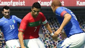 Image for Foot-to-ball: Pro Evolution Soccer 2011 Demo