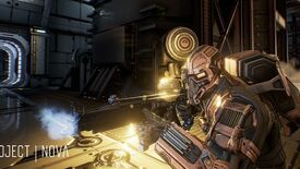 Image for From Dust: CCP's New Free-To-Play FPS Project Nova