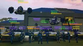 Image for The Planetside War: Weekend Warriors