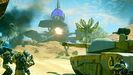 Image for PlanetSide 2 Call To Arms: Join RPS On March 5th