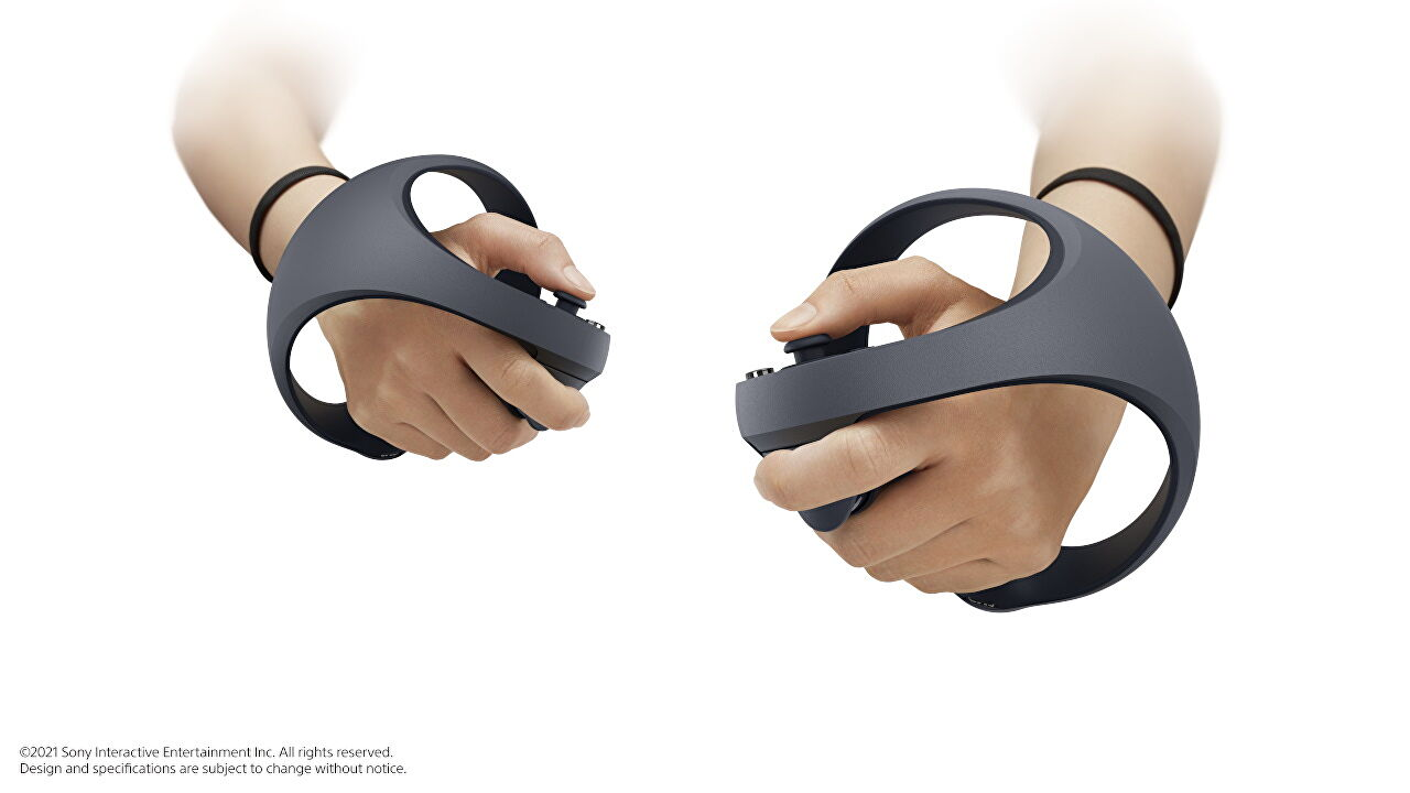 Sony's new PSVR controllers have me hankering for new Valve Index Knuckles