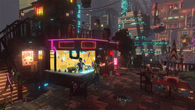 Image for Nivalis is a slice-of-life sim set in Cloudpunk's wonderful city