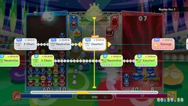 Image for Puyo Puyo Champions is out now for pro puzzle fiends