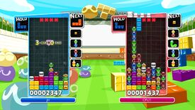 Image for Puyo Puyo Tetris is a history lesson in competitive puzzles
