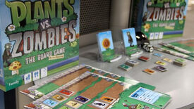 Image for Scream of Joy: Plants vs Zombies Boardgame