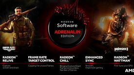 Image for AMD's new Radeon Software Adrenalin Edition update is chock-full of new features