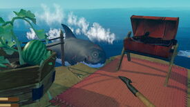 Image for Raft paddles into Steam Early Access, adds multiplayer