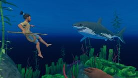 Image for How Raft's shark feeds its survival game