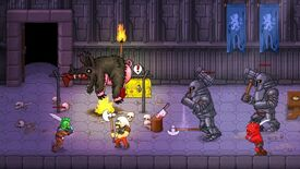 Image for Rampage Knights Is The Binding Of Golden Axe