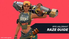 Image for Valorant Raze guide - 40 tips and tricks that every Raze main should know