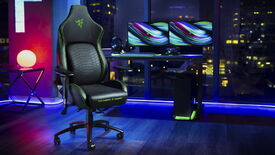 Razer's Iskur gaming chair