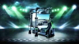 Image for Move over Thronos, there's a new Razer mega chair in town