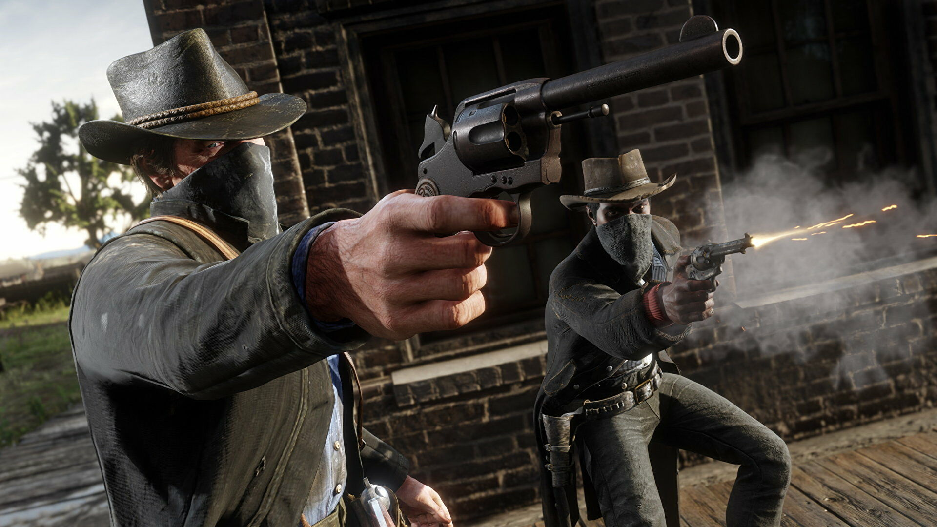 Red Dead Redemption 2 DLSS update spurs a 45% performance boost at 4K