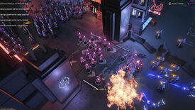 Image for The beautiful sheeple: cyberpunk brainwashing RTS Re-Legion out today