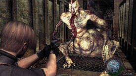 Image for Resi Evil 4 'Ultimate HD Edition' = Like A PC Game From 2007