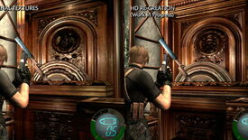Image for Shiny Shiny: The Resident Evil 4 HD Project