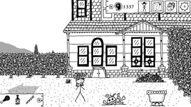 Image for West Of Loathing DLC goofs around in Gun Manor, out now