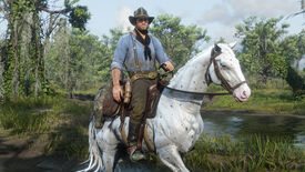 Image for Red Dead 2 on PC has even lovelier horses for strapping alligators to