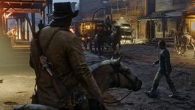 Image for Red Dead Redemption 2 trailer introduces its cowboy