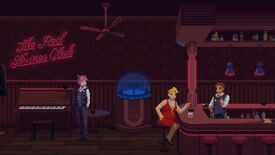Image for Take a cyberdrink at The Red Strings Club soon