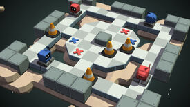 Image for Robots And Traffic Cones In New Puzzler Redirection
