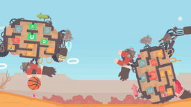 Image for Mecha Sports: Regular Human Basketball Out For Free