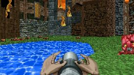 Image for Party like it's 1996 in viking-themed Doom 1 mod Rekkr