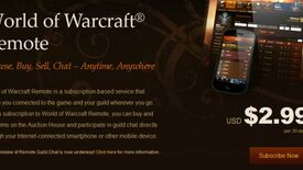 Image for Blizzard Offer Free Trial Of WoW Remote