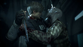 Image for Your trusty knife will never leave you in Resident Evil 3