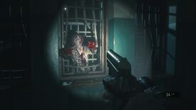Image for Resident Evil 2 mod lets you play in first-person mode