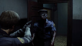 Image for Watch 5 minutes of the gory Resident Evil 2 remake