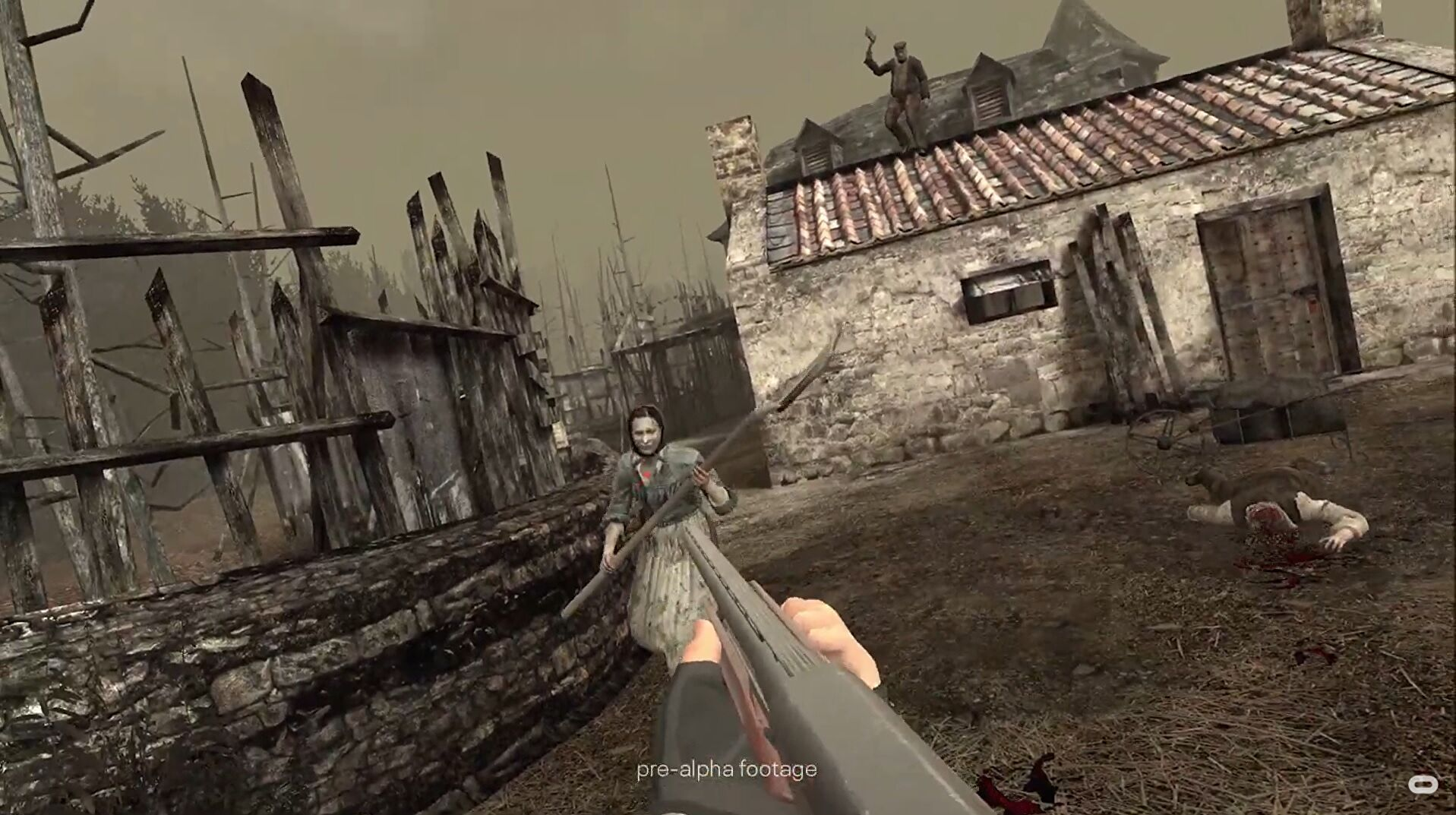 Resident Evil 4 VR launches this year | Rock Paper Shotgun