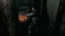 Image for The Joy of burning zombos in Resident Evil HD Remaster