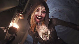 One of the daughters of Resident Evil Village's vampire lady
