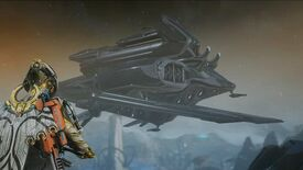 Image for Space combat marries Warframe's disparate parts into a single whole