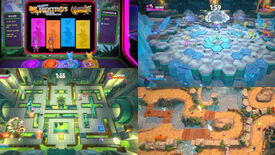 Image for Yooka-Laylee shows Rextro Arcade multiplayer options