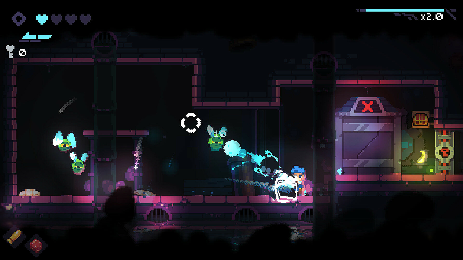 Roguelike platformer Revita launches in early access