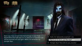 Image for Vampire: The Masquerade - Coteries of New York takes a bite of the Big Apple