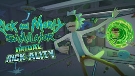 Image for Rick And Morty VR Promises Weird Science And Portals