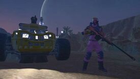 Image for Ridealong: The Generals of Planetside 2's Forgotten War