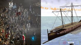 Image for The Flare Path: Greek Ire