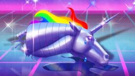 Image for Eurogameyearenditude: Robot Unicorn Attack