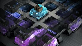 Image for Roccat's Titan switches suggest new mechanical keyboards are on the way