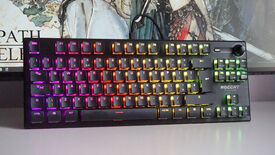 Image for Roccat Vulcan Pro TKL review