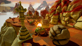 Image for Rock Of Ages 3 tumbles into open beta this week