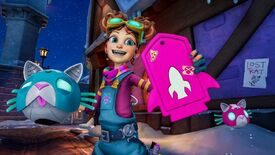 Image for Rocket Arena's first season fires off with new hero Flux