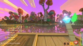 Image for Rogue Islands video: Playing an early island